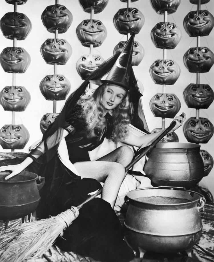 I Married a Witch Veronica LakeAnnex