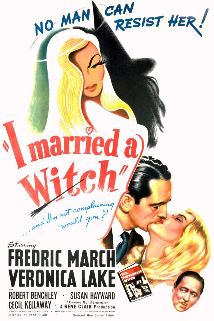 I Married a Witch wwwgstaticcomtvthumbmovieposters2895p2895p