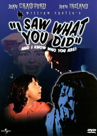 I Saw What You Did Amazoncom I Saw What You Did Joan Crawford John Ireland Leif
