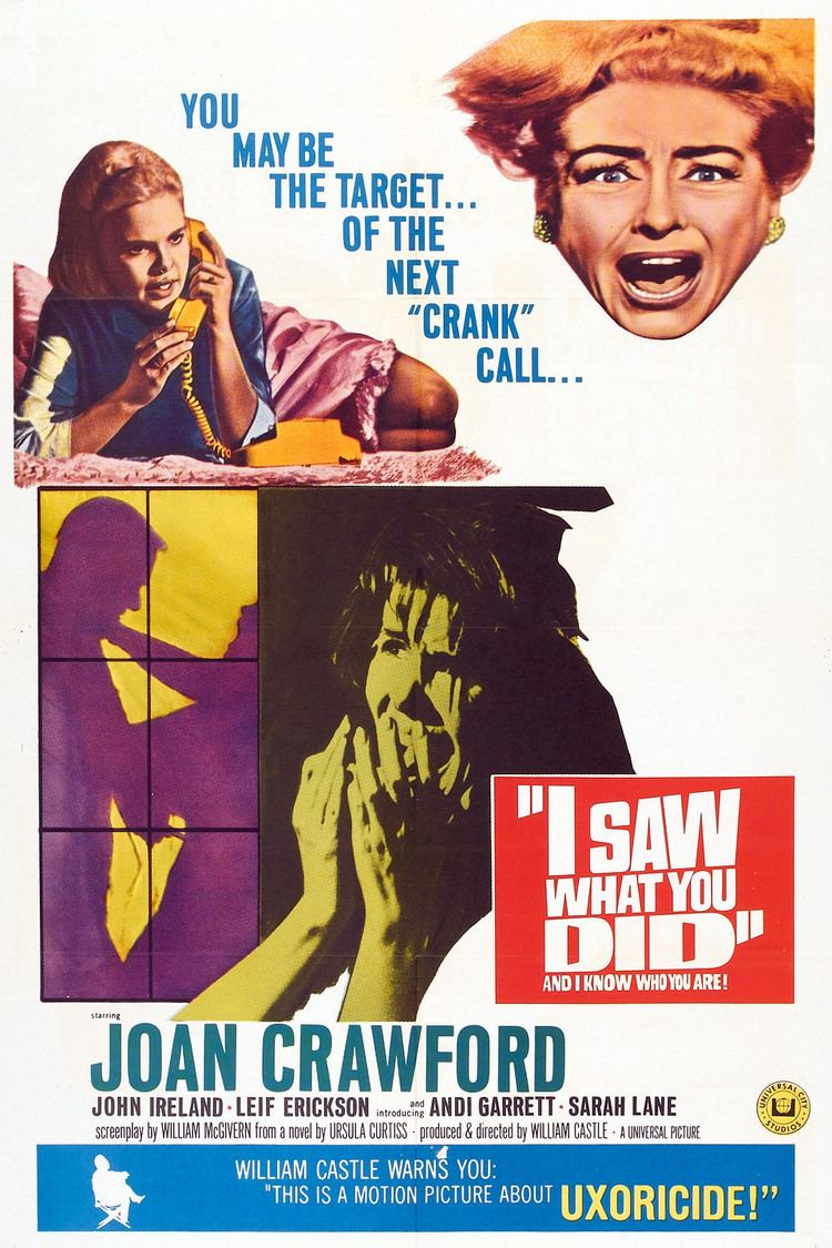 I Saw What You Did wwwgstaticcomtvthumbmovieposters37364p37364