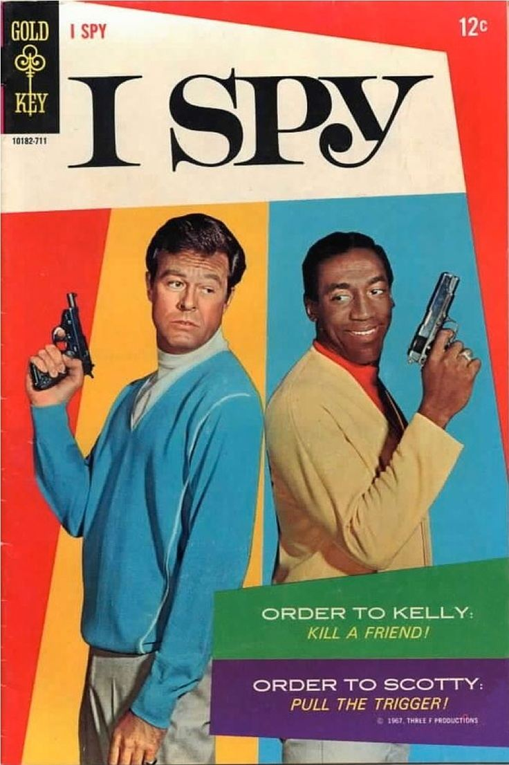 I Spy (1965 TV series) 1000 images about TV I Spy on Pinterest I spy Bill cosby and TVs