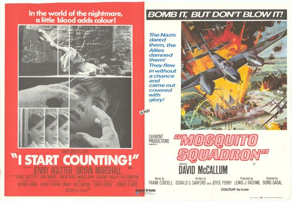 I Start Counting Obscure OneSheet 2 From David Greene I Start Counting and The