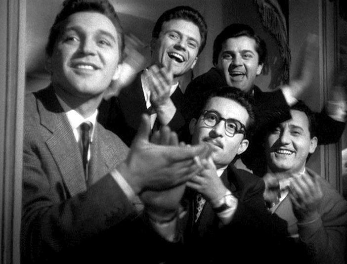I Vitelloni The Film Sufi I Vitelloni Federico Fellini 1953