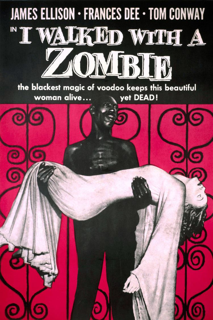 I Walked with a Zombie wwwgstaticcomtvthumbmovieposters1602p1602p