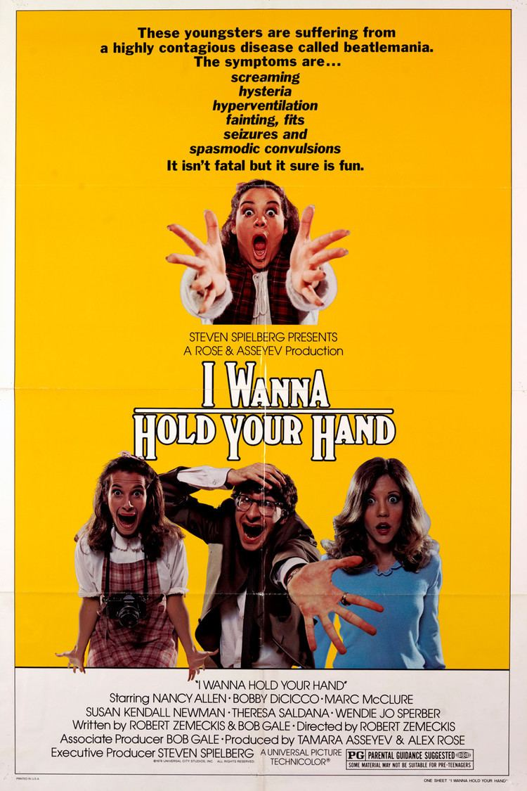 I Wanna Hold Your Hand (film) wwwgstaticcomtvthumbmovieposters545p545pv