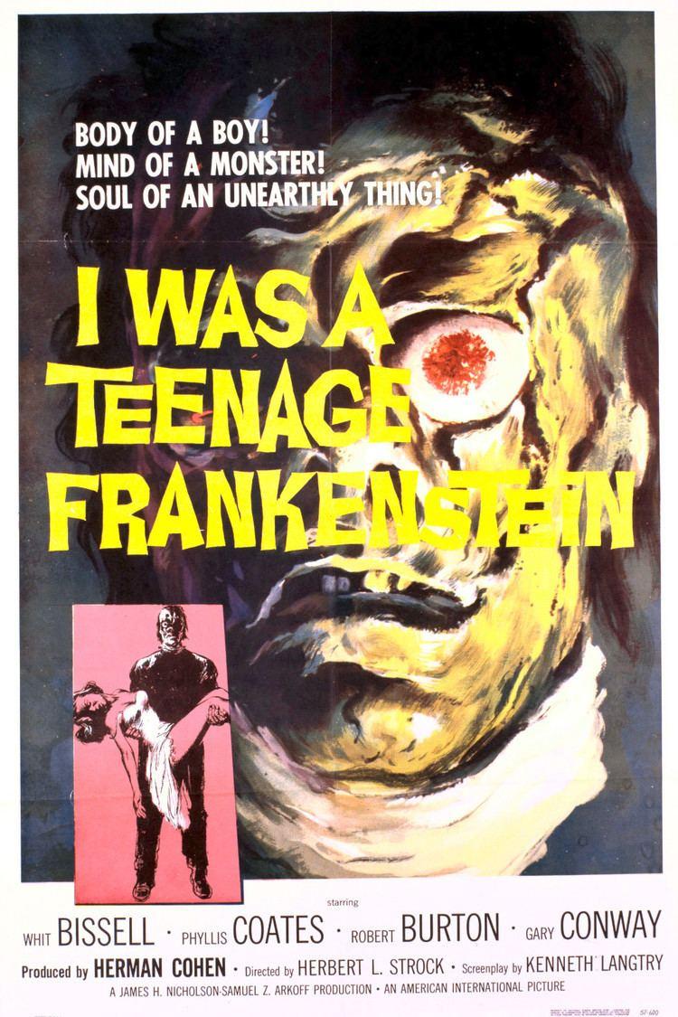 I Was a Teenage Frankenstein wwwgstaticcomtvthumbmovieposters280p280pv