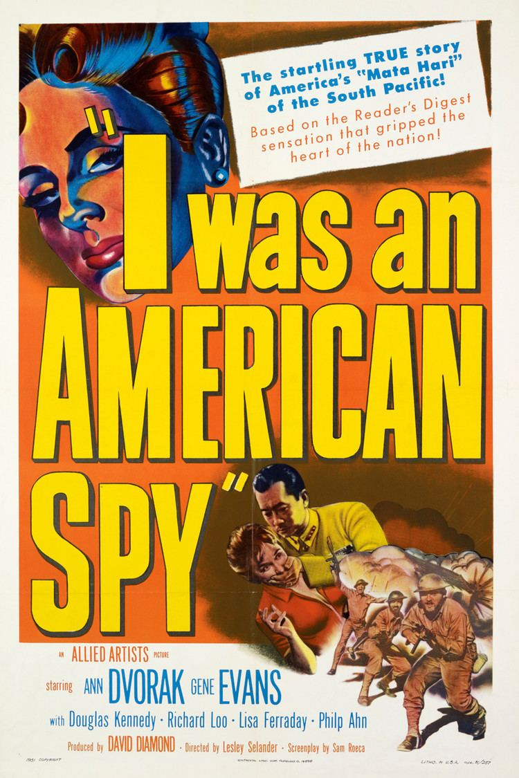 I Was an American Spy wwwgstaticcomtvthumbmovieposters92642p92642