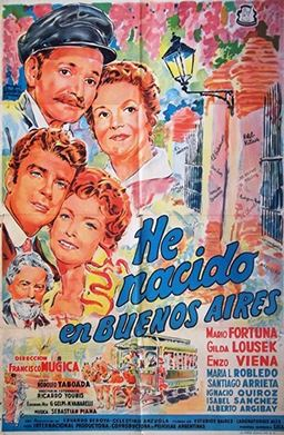 I Was Born in Buenos Aires movie poster