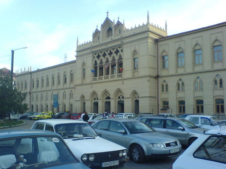 Iași railway station
