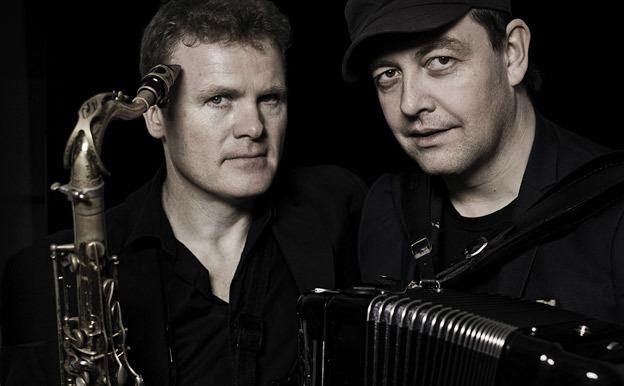Iain Ballamy Iain Ballamy and Stian Carstensen39s The Little Radio