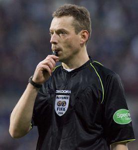 Iain Brines WorldRefereecom referee Iain Brines bio