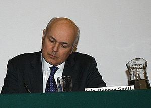 Iain Duncan Smith Iain Duncan Smith Wikipedia