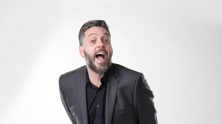 Iain Lee August Comedian of the Month 41 Iain Lee