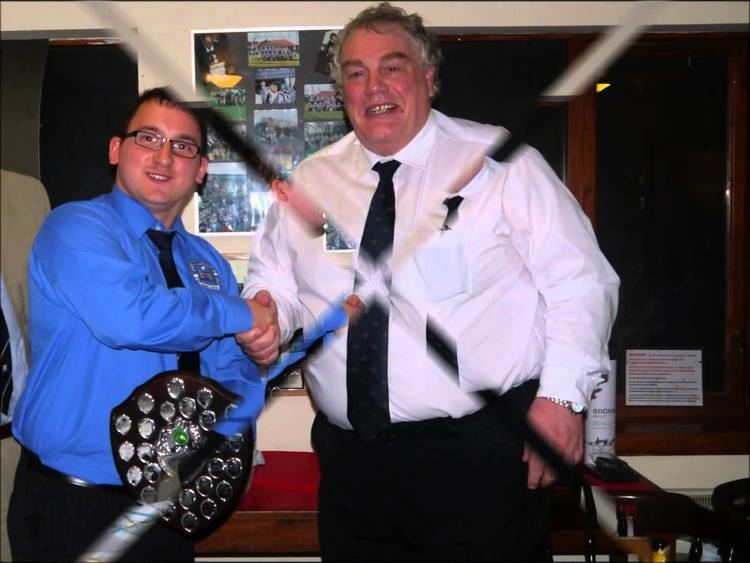 Iain Milne Ian the bear Milne Banff Rugby Club 2014 Presentation YouTube