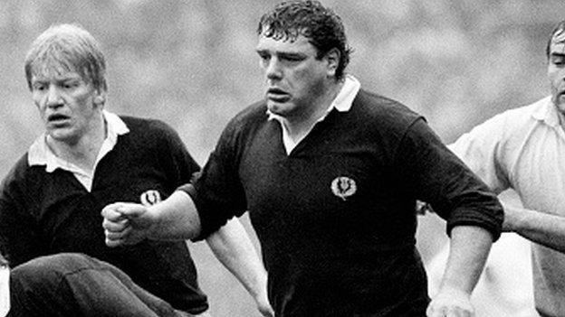 Iain Milne Six Nations 2016 Milne brothers recall French battles BBC Sport