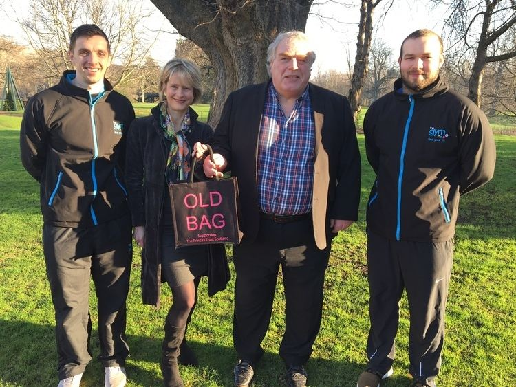 Iain Milne Rugby legend Iain Milne to shed weight for charity The Edinburgh