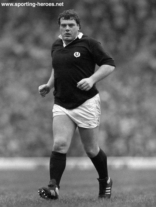 Iain Milne Iain MILNE International rugby caps Scotland