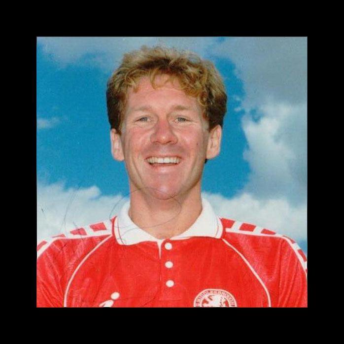 Ian Baird Ian Baird Derby Day Hero The Football Fly