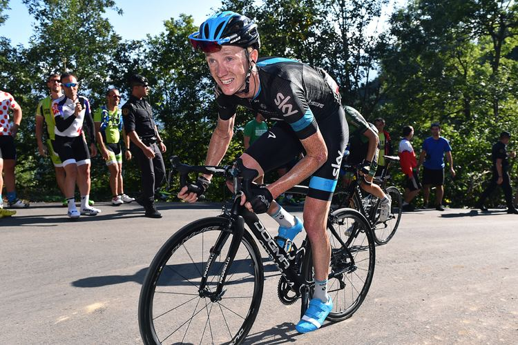 Ian Boswell Froome impressed with Boswell at twoman camp in South Africa