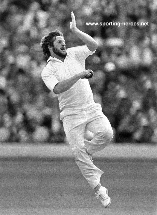 Ian BOTHAM Test Cricket Profile England