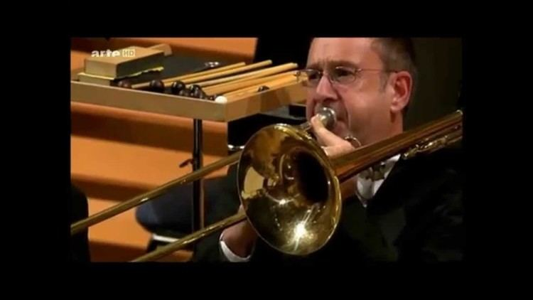Ian Bousfield Ian Bousfield Plays Bolero Trombone Solo YouTube