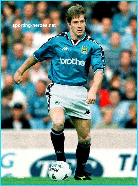 Ian Brightwell Ian BRIGHTWELL League appearances Manchester City FC