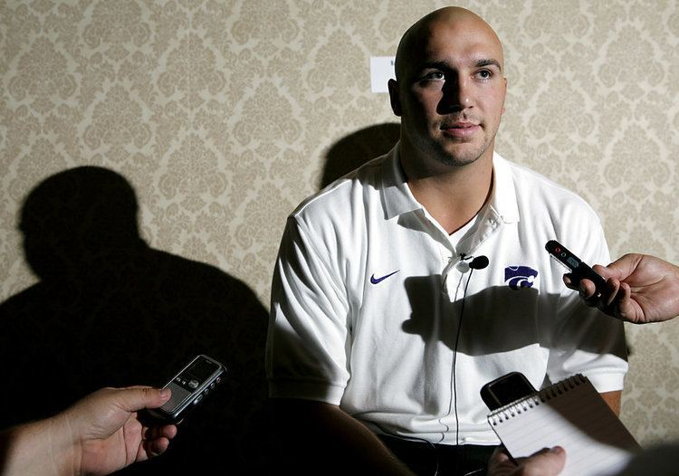 Ian Campbell (American football) Welcome to my world Ian Campbell Kansas State defensive end News OK
