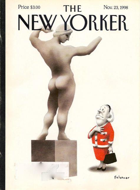 Ian Falconer New YorkerPicture Book Artists Ian Falconer Beyond