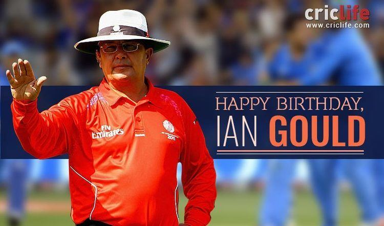 Ian Gould 11 facts about the man who kept wickets for England and