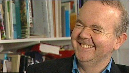 Ian Hislop BBC NEWS Entertainment Five minutes with Ian Hislop