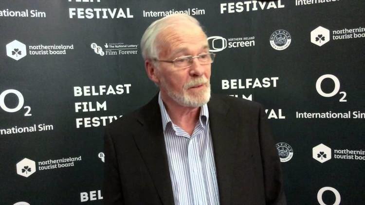 Ian McElhinney Actor Ian McElhinney at the 14th Belfast Film Festival YouTube
