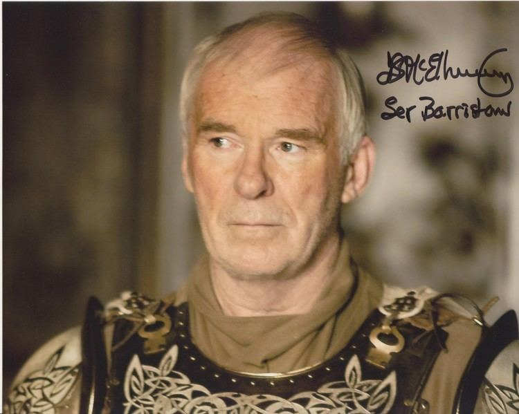 Ian McElhinney Ian McElhinney Autograph Game Of Thrones signed in person
