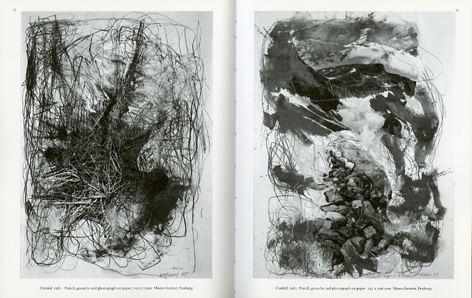 Ian McKeever (artist) Ian McKeever Works on Paper 19811996 College of Arts