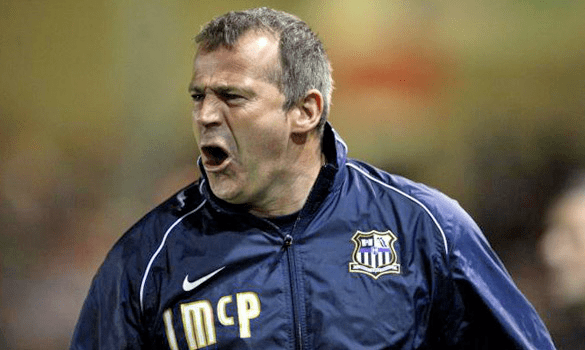 Ian McParland Notts County Nottwatch The Sad Incidence of Ian