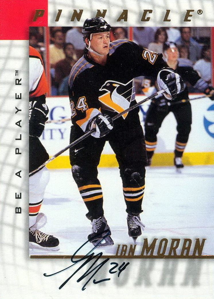 Ian Moran Ian Moran Player39s cards since 1994 2003 penguins