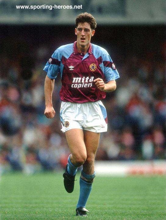 Ian Olney Ian OLNEY League appearances Aston Villa FC