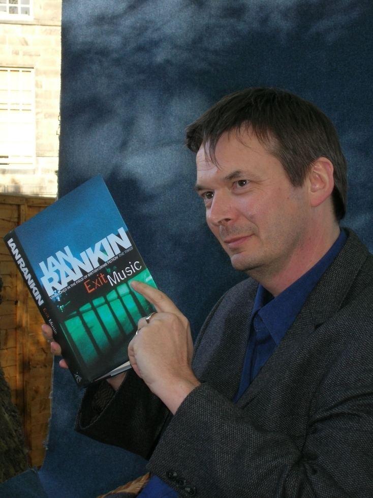Ian Rankin Ian Rankin Wikipedia