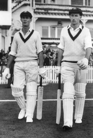 Ian Redpath (English cricketer) Ian Redpath The man Greg Chappell once said could kill to play for