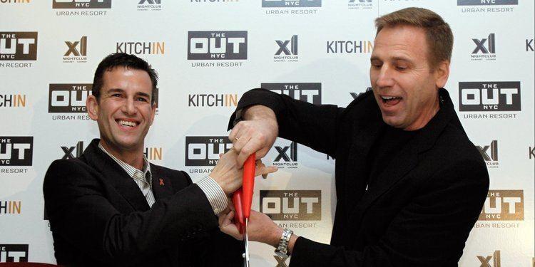 Ian Reisner Mati Weiderpass And Ian Reisner Gay Businessmen Face