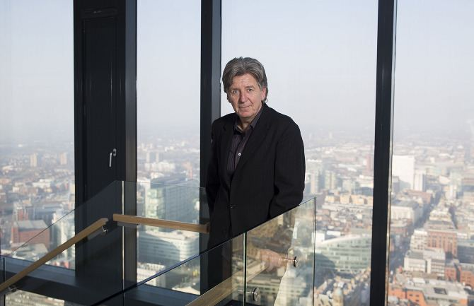 Ian Simpson (architect) Ian Simpsons apartment in the Beetham Tower Rebecca Lupton