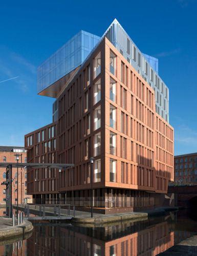 Ian Simpson (architect) WAN Tariff Street by Ian Simpson Architects in Manchester United
