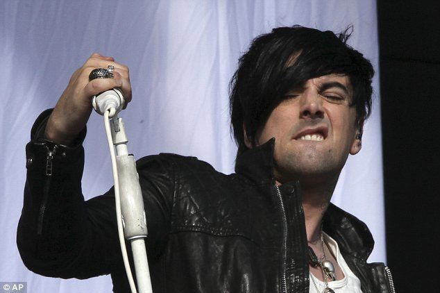 Ian Watkins (Lostprophets) Lostprophets39 Ian Watkins 39believes he has done nothing