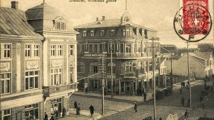 Siauliai in the past, History of Siauliai