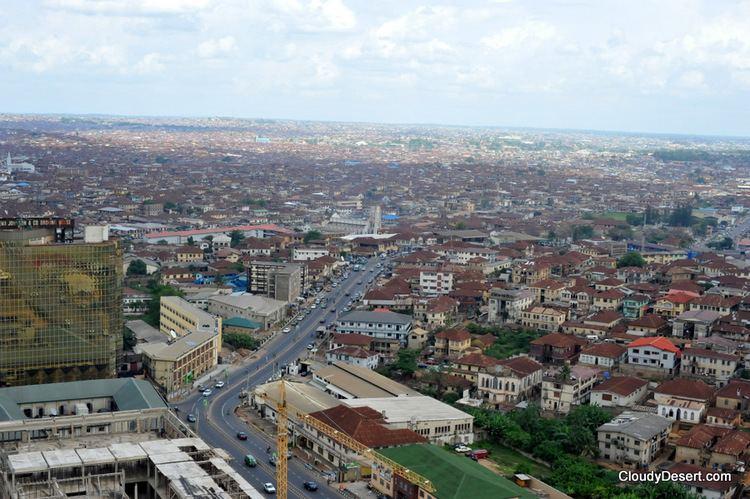 Ibadan Beautiful Landscapes of Ibadan