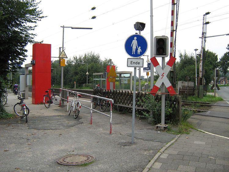 Ibbenbüren-Esch station