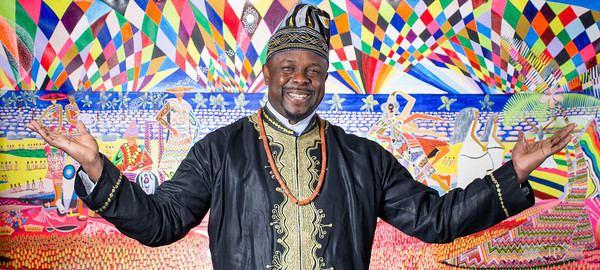 Ibiyinka Alao Nigerian UN Ambassador for Art will present workshop on