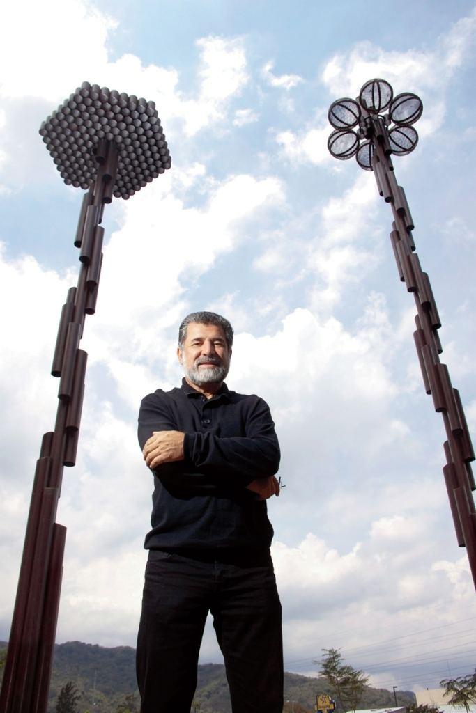 Ibo Bonilla Worldly Rise COSTA RICA ART AND LITERATURE