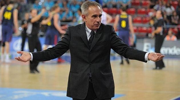 Ibon Navarro ACB Liga Endesa Con la despedida de Marco Crespi Ibon