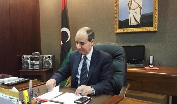 Ibrahim Dabbashi Former Libyan UN Ambassador Dabbashi says PC HoR should admit