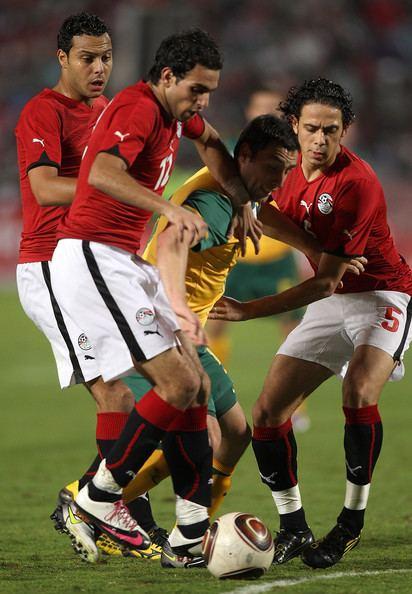 Ibrahim Salah Ibrahim Salah Photos Egypt v Australia International